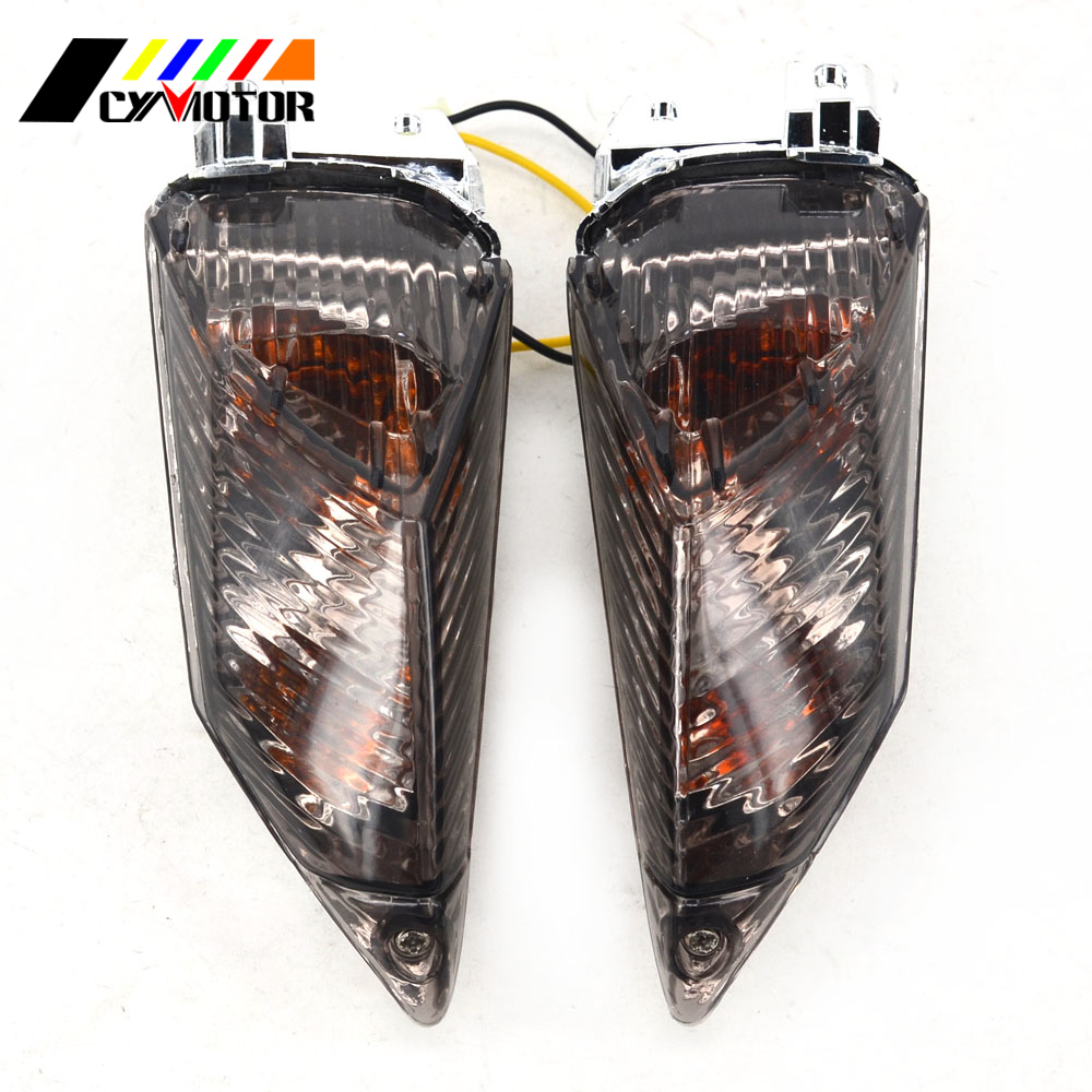 Motorcycle Turn Indicator Signal Light Lens For SUZUKI GSXR600 GSXR750 11 12 13 14 15 16