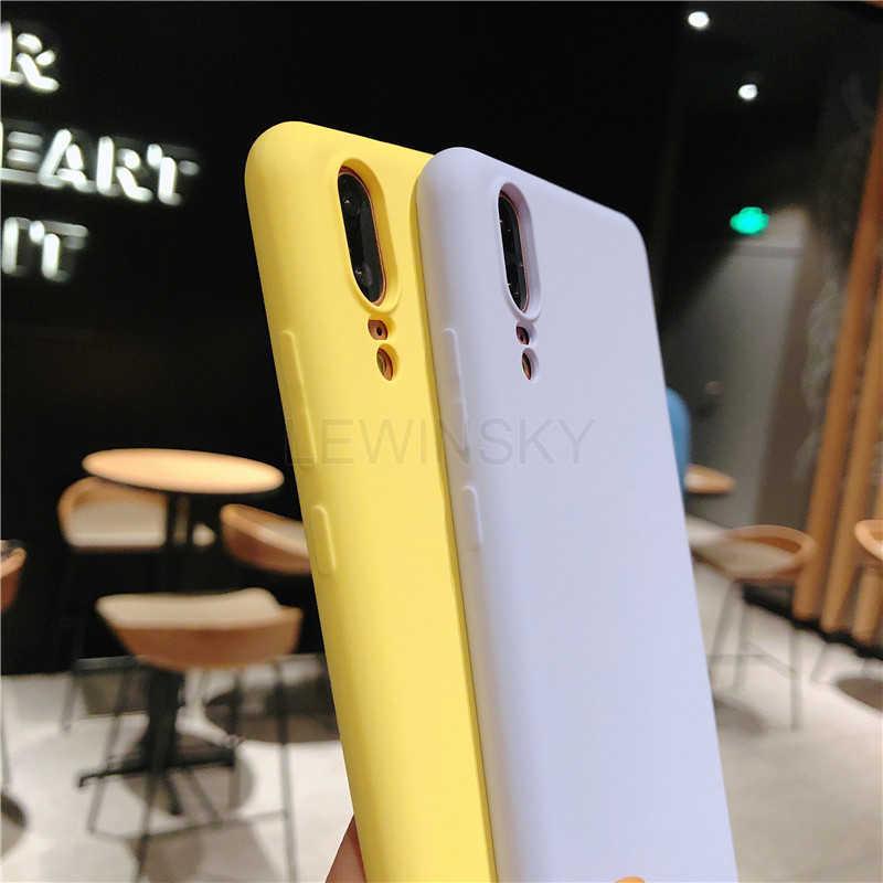 Жидкий силиконовый Ультратонкий чехол для Xiaomi mi 9 8 SE 6 6X A2 mi X 2S 2 3 Мягкий ТПУ чехол для телефона для Red mi Note 7 Pro Go Cover