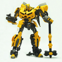 Bc Toy Transformation bee Mpm03 Tf5 Movie Anime Character Model, Deformable Car Robot Collection Battle Blade Hornet Gift