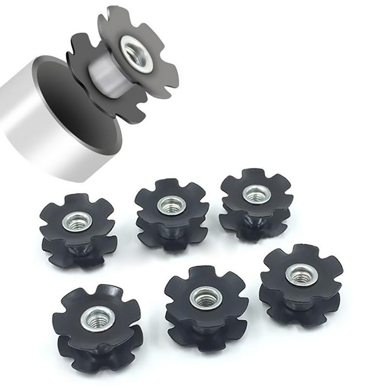 Förderung 1 Pc 28,6 Mm Fahrrad Headset Core Werkzeug Gabel Universal Bike Hängen Herz Expansion Core Schraube Heißer Verkauf SchöN Und Charmant