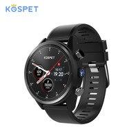 Kospet Hope 4G Smar twatch Phone 1.39 inch Android 7.1 MTK6739 Quad Core 1.3GHz 3GB RAM 32GB ROM 8.0MP Camera 620mAh Smart Watch