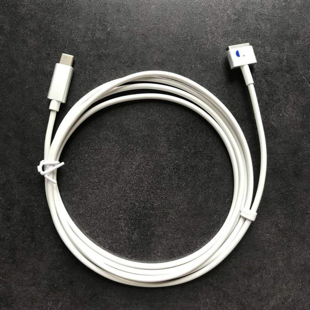 NEW Replacement USB C Type C To MacSafe 2 Cable Cord For Macbook Retina Pro Air
