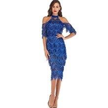 50d86644e9559d MUXU fashion blue sequin dress sexy transparent robe femme vestido elegant  frocks party jurken fringe glitter