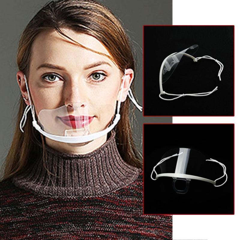 5pcs Kitchen Masks Anti Fog Saliva Safety Food Health ...