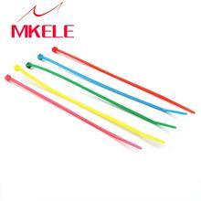 Новые поступления 3*150 мм самоблокирующиеся Нейлоновые кабельные
