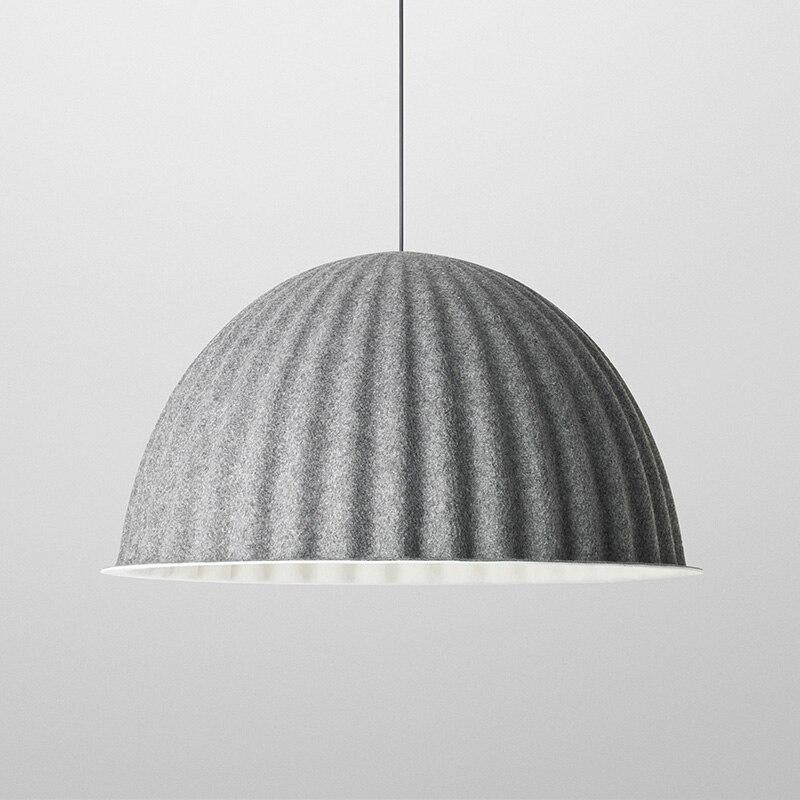 В соответствии с подвеска колокольчик свет iskos Берлине подвесной светильник Suspendu подвесные люстры лампы для Обеденная Кухня освещение - 2