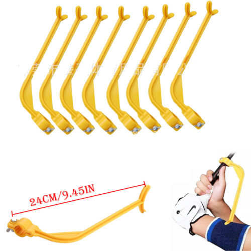 Us 0 85 30 Off Golf Swingyde Swinging Swing Training Aid Tool Trainer Wrist Control Gesture Gam Party Holiday Diy Decorations In Party Diy