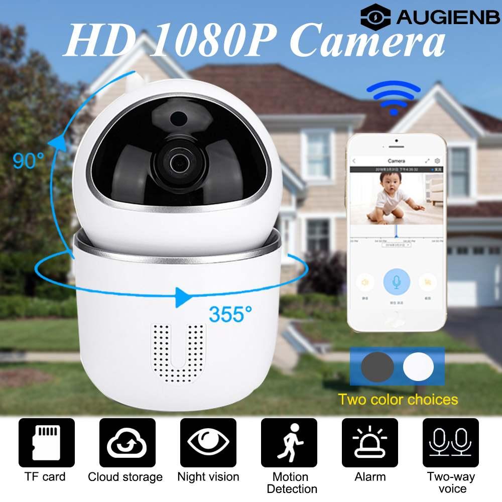 AUGIENB HD 1080P 200W  Wireless Surveillance IP Camera Cloud Storage Night Vision Two-way Audio Smart Home Video SystemAUGIENB HD 1080P 200W  Wireless Surveillance IP Camera Cloud Storage Night Vision Two-way Audio Smart Home Video System