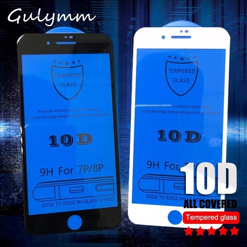 Tempered-Glass Protective-Film iPhone Xr Full-Screen-Protector 6s-Plus Ultra-Thin