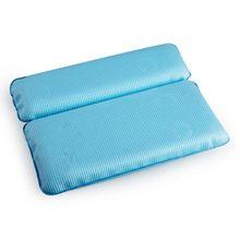 Бежевая спа подушка зеленая для ванны синяя белая большая мягкая