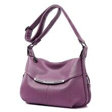 2019 Women Messenger Leather Shoulder Female Vintage Crossbody Bags For Sac a Main Ladies Handbags o woman bag handbag clutch цена 2017
