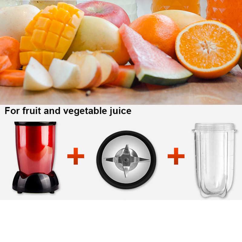 EUA plug MINI Portátil Elétrica juicer Blender Milkshake de Comida para Bebé Moedor de Carne Misturador Multifuncional Suco de Fruta Máquina do Fabricante