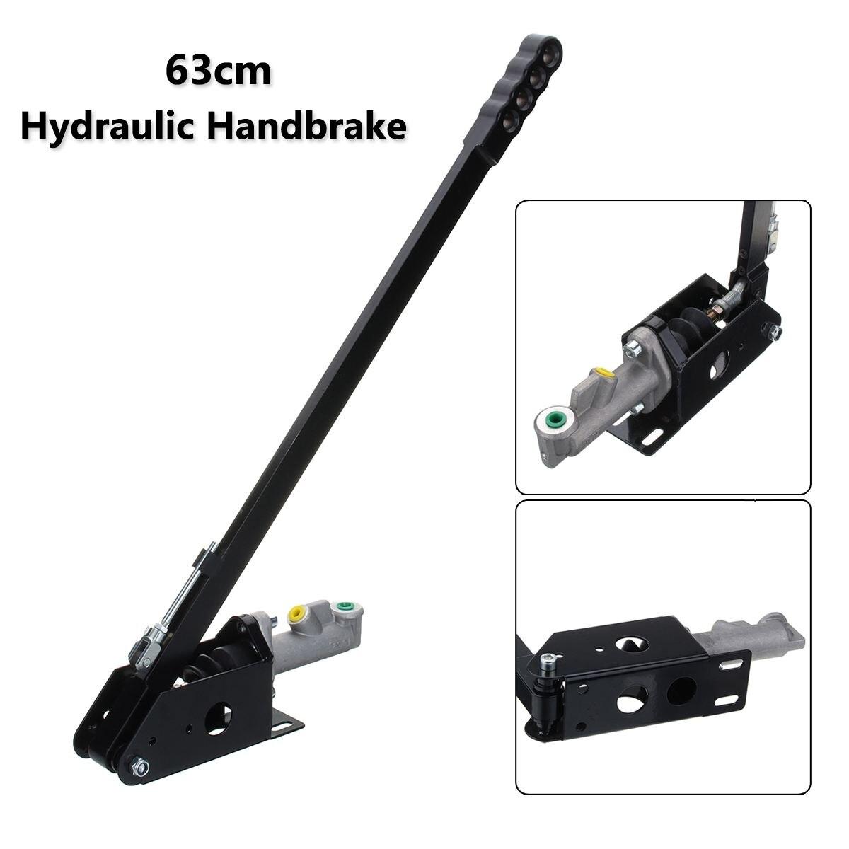 63cm Universal Long Vertical Hydraulic Handbrake Hydro E brake Drift Race Hand Brake