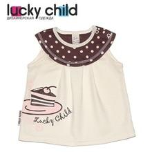 Майка Lucky Child для девочек