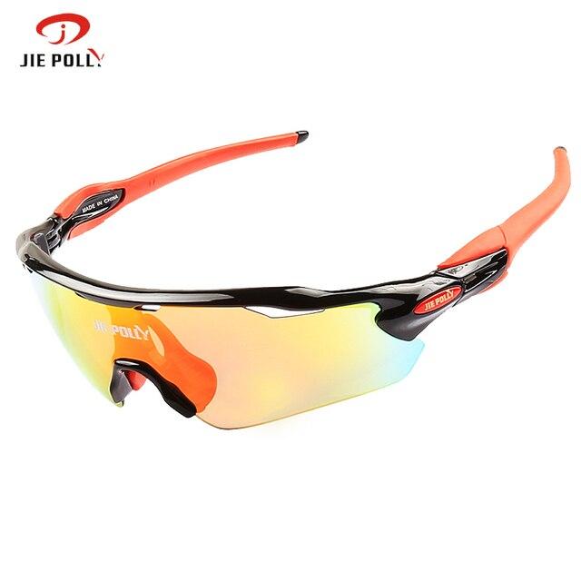 e461c7b41865 Pro Cycling Sunglasses Road Bike Protection Goggles Polarized UV 400  Driving Fishing Glasses TR-90 MTB Bicycle Eyewear Men Women