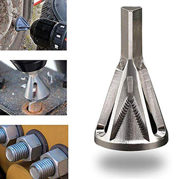 2019 najnowszy usuwania zadziorów i stępiania ostrych krawędzi narzędzie do zewnętrznego fazowania ze stali nierdzewnej usuń zadziorów narzędzia do wiercenie metali narzędzie tanie i dobre opinie XIN FEI YANG Metalworking Inne CN (pochodzenie) metal drills