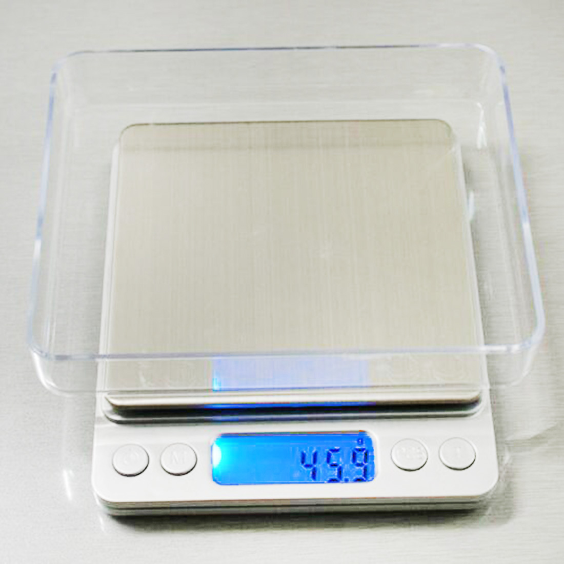 Mini Accurate Household Kitchen Scales 1pc 500g x 0.01g Digital Electronic Kitchen Food Diet Pocket Scales Jewelry Weight scale
