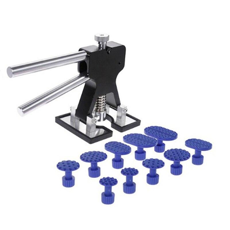 Auto-ferramentas paintless carro dent repair tool remoção dent extrator tabs dent lifter kit de ferramentas de mão conjunto