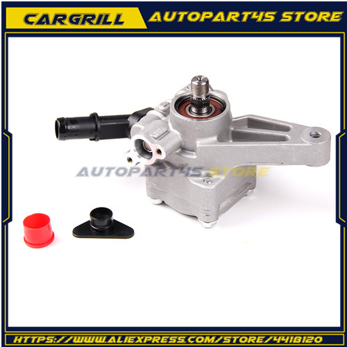 PAO MOTORING Power Steering Pump Air compressor pump 56110RGLA03 56110-RGL-A04  For Acura MDX for Honda Odyssey Pilot OEM