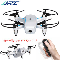 JJRC H52 Mini Drone with G-Sensor Control No Camera Micro Quadcopter Pocket Drone Remote Control Toys For Kid Dron Gifts VS H37