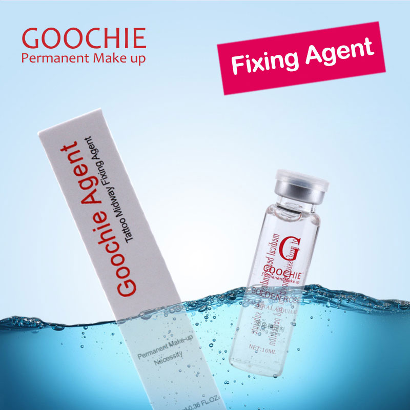 Goochie Permanent Makeup Tattoo Midway Fixing Agent Effective Lock fixing agent Tattoo Assistance for Microblading Eyebrow/lip  Goochie Permanent Makeup Tattoo Midway Fixing Agent Effective Lock fixing agent Tattoo Assistance for Microblading Eyebrow/lip