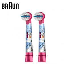 Сменная головка зубной щетки Braun