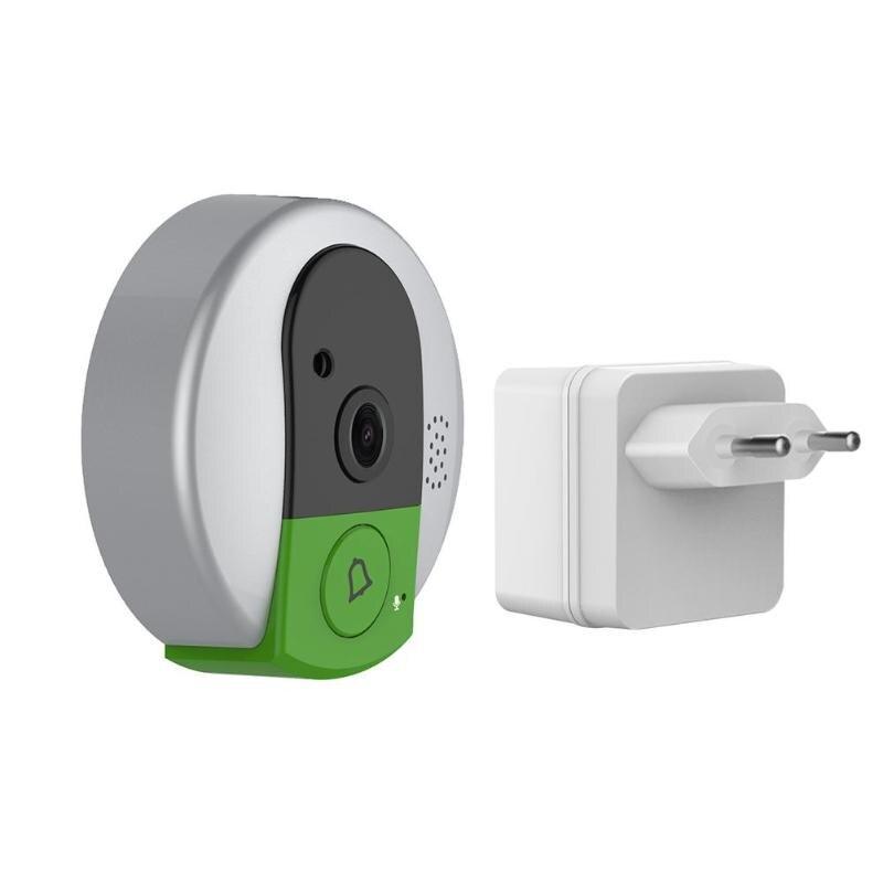 Vstarcam Doorbell Video Wifi Night-Vision Mini Security Audio 2-Way Wireless HD720P Camcorder