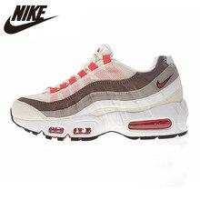 f34e8605 NIKE AIR MAX 95 женская обувь для бега на открытом воздухе легкие АМОРТИЗИРУЮЩИЕ  НЕСКОЛЬЗЯЩИЕ дышащие кроссовки