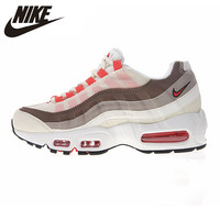 NIKE AIR MAX 95 Women's Running Shoes Outdoor Lightweight Shock Absorbing Non slip Breathable Sneakers #307960 102
