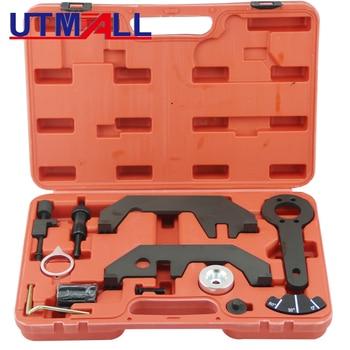 Engine Camshaft Timing Chain Locking Setting Tool Kit for BMW N62 N73 540i, 545i, 550i, 645i, 650i, 735i, 740i, 745i, 750i