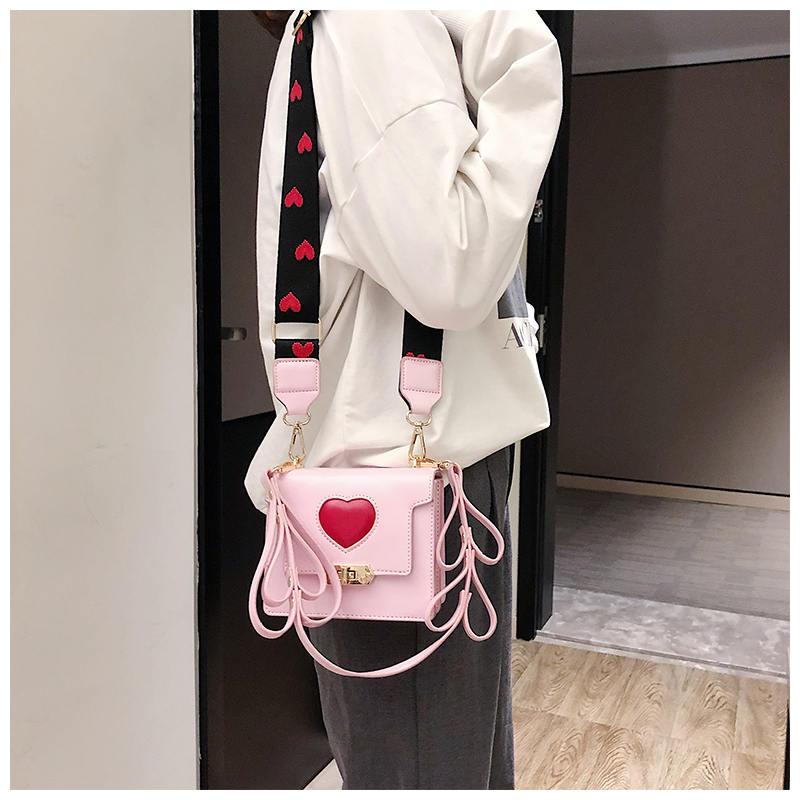 Il Rosa Borse Donna Nero Delle Lusso Per Con Signore A Le Donne Mano Ragazze Moda Borsa colore Di Progettista bianco Modo Tracolla Del Casual Della Alla qwxB1aS0
