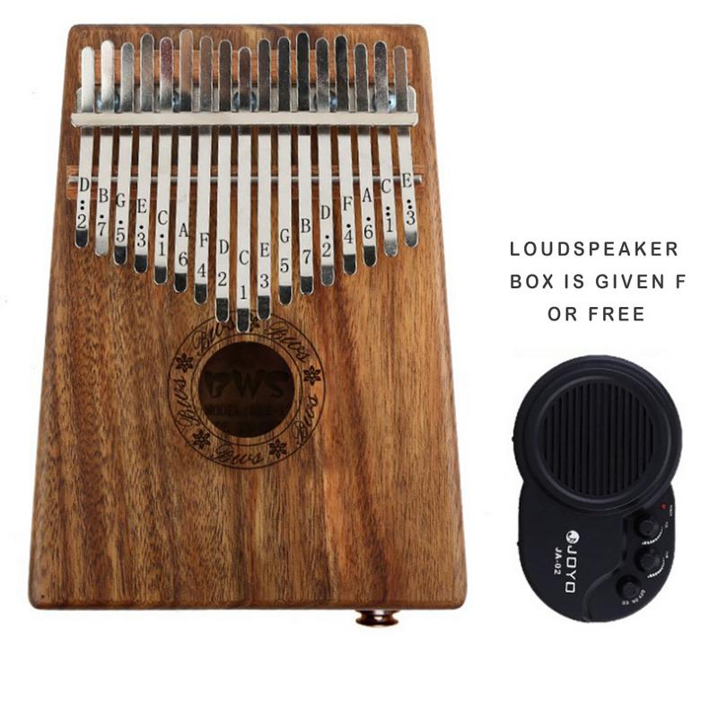 US $20 99 30% OFF|Thumb Piano Kalimba 17 Tone Finger Piano For Beginners  Portable Musical Instrument Kalimba Finger Piano-in Guitar Parts &