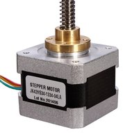 NEMA17 42 Linear Stepper Motor Trapezoidal Screw 320MM 0.32NM 1.8 Degree Best Price