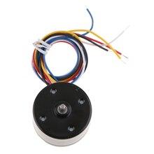 DC fırçasız Motor sinyal hız algılama PWM kontrol BLDC mikro Motor 12V 3000RPM / 24V 6000RPM