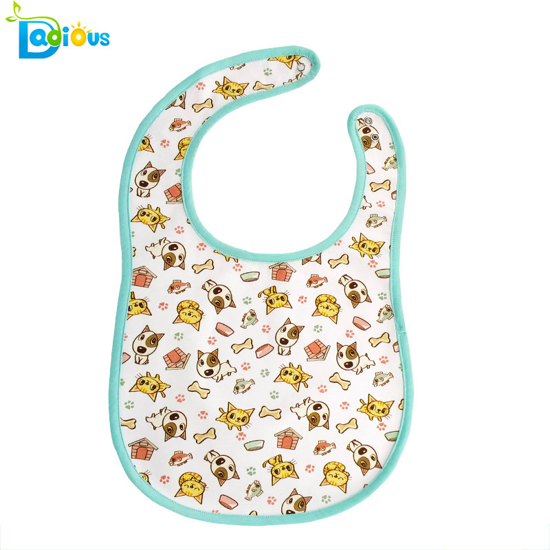 Ddlg Baby Girl Abdl Custom Big Size Cotton Adult Feeding Cartoon Bibs Plus Size-Adult Baby Bib For A Cute Baby Girl Or Baby Boy!