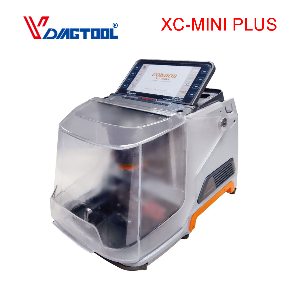 Pre order XHORSE IKeycutter CONDOR XC MINI PLUS Master Series Automatic Key Cutting Machine