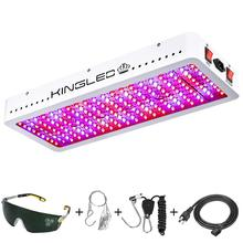 Led grow light kingled full spectrum 2000W for indoor plants phyto lamp lamp for plants greenhouse growbox veg bloom seedings