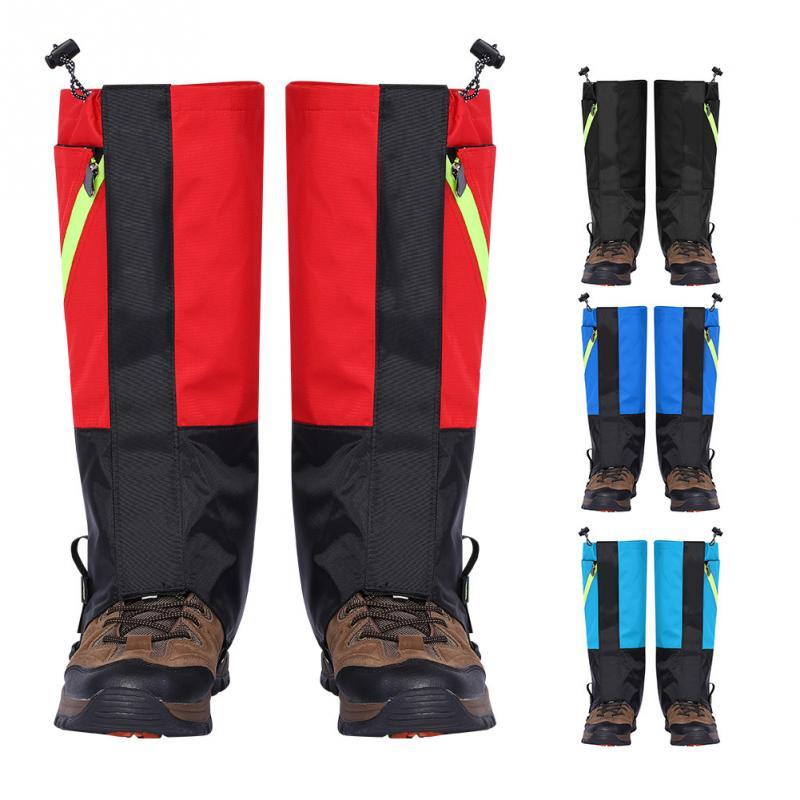 1 Pair Winter Outdoor Sports Leg Warmers Waterproof Snow ...