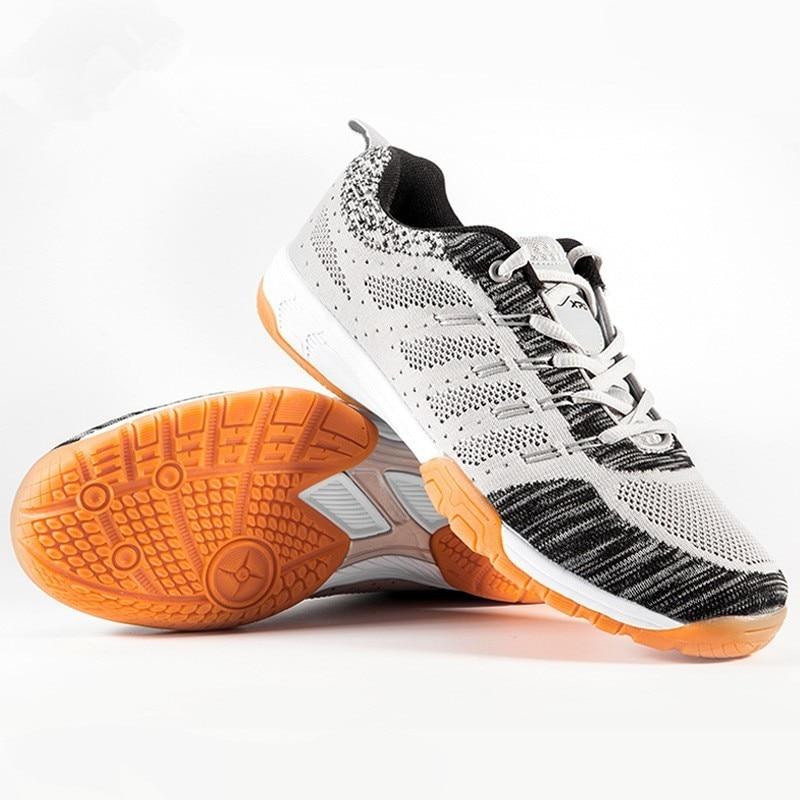 Men Women Non Slip Breathable Table Tennis Shoes Outdoor