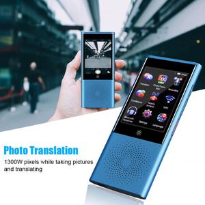 Image 2 - AI Smart Voice Translator W1 traductor de idiomas en tiempo real Take Photo Wifi Offline Translation New Upgrade