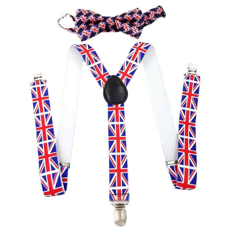 931b577e11cb Detail Feedback Questions about 2PCS Suspender Bowtie Necktie Man's ...
