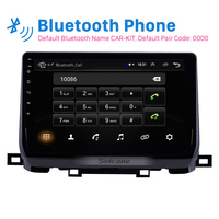 Seicane 10.1 inch Android 8.1 HD Touchscreen Car Head Unit Radio Audio GPS Multimedia Player for 2018 KIA SportageR support OBD2