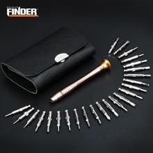 25pcs Pocket Mini Precision Screwdriver Bit Set Laptop IPhone Samsung Mobile Pho