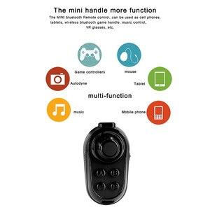Image 4 - DOITOP Mini Ring spiel griff Gamepad Unterhaltung USB Bluetooth 4,0 Schwarz Remote Controller Wireless Joystick Für IOS Android
