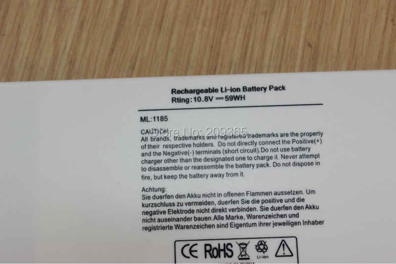Batterie pour Apple MacBook A1185 MA472 MA701MA561G/A MA561J/A MA561LL/A MA566