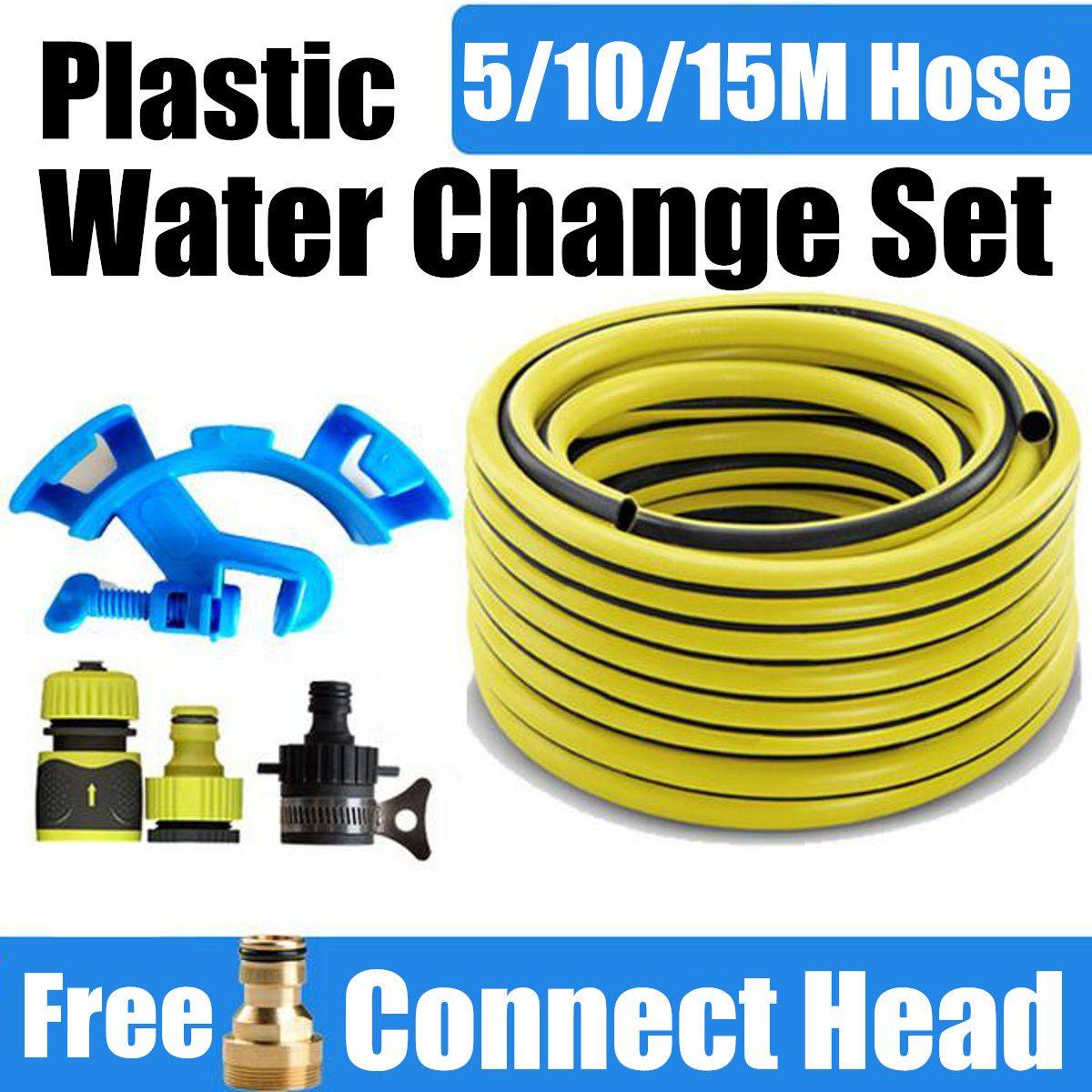 Aquarium Ista Multi-function Hose Holder For 8-16mm Water Pipe Tube Fish & Aquariums