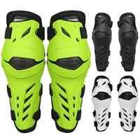 1 paire de genouillères Moto équipement de Protection genouillères Kit genouillères équitation gratuite épaississement Protection Moto accessoires