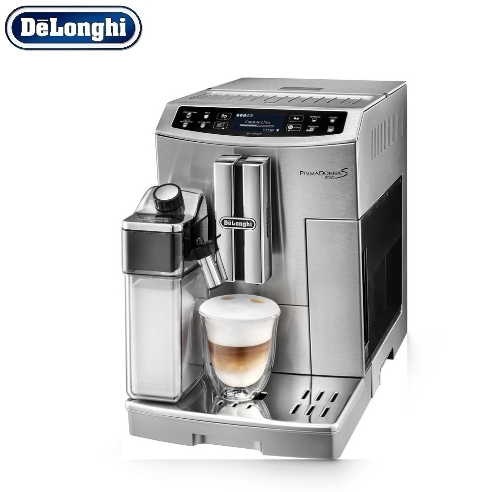 Coffee Machines Delonghi ECAM 510.55.M Home Kitchen Appliances household automatic preparation of hot drinks