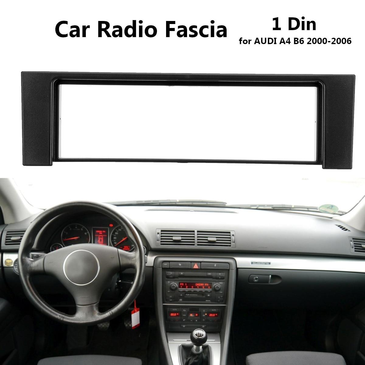 Audi TT A2 A3 Panel Plate Fascia Facia// Trim Surround Adaptor Car Stereo Radio