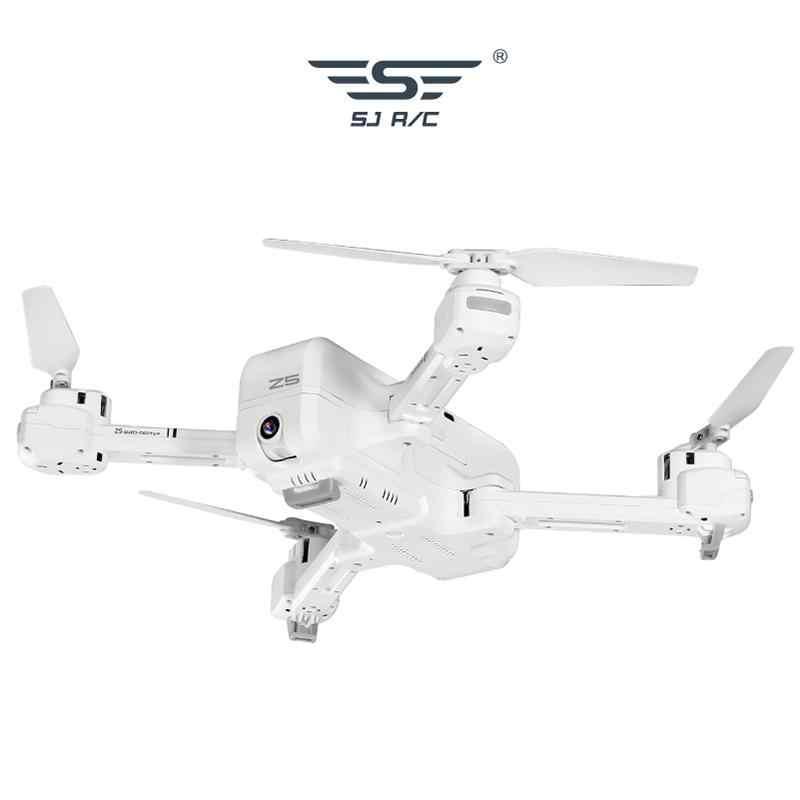 LeadingStar SJRC Z5 Квадрокоптер с HD 1080P камера Дрон с GPS 5G Wi-Fi FPV высота удержания следуют за мной режим Вертолет vs XS812